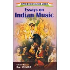 Essays on Indian Music