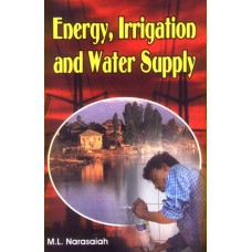 Energy, Irrigation and Water Supply