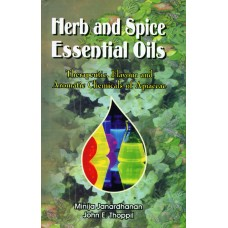 Herb and Spice Essentials Oils: Therapeutic, Flavour & Aromatic Chemicals of Apiaceae