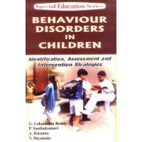 Behaviour Disorders in Children: Identification, Assessment and Intervention Strategies