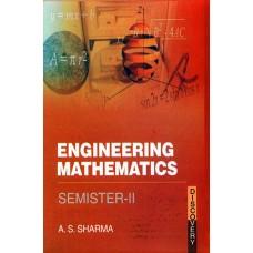 Engineering Mathematics, Semester-II