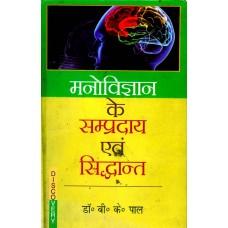 Manovigyan Ke Sampadaya Aur Siddhant