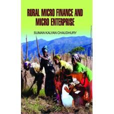 Rural Micro-finance and Micro Enterprise