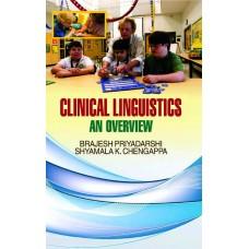 Clinical Linguistics: An Overview
