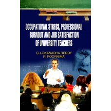 Occupational Stress, Professional Burnout and Job Satisfaction of University Teachers