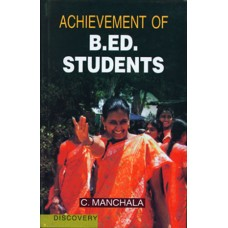 Achievement of B.Ed. Students