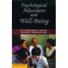 Psychological Adjustment and Well-being
