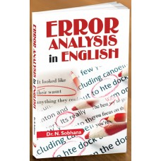 Error Analysis in English